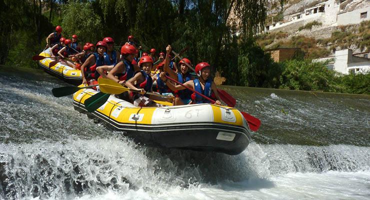 multiaventura - rafting