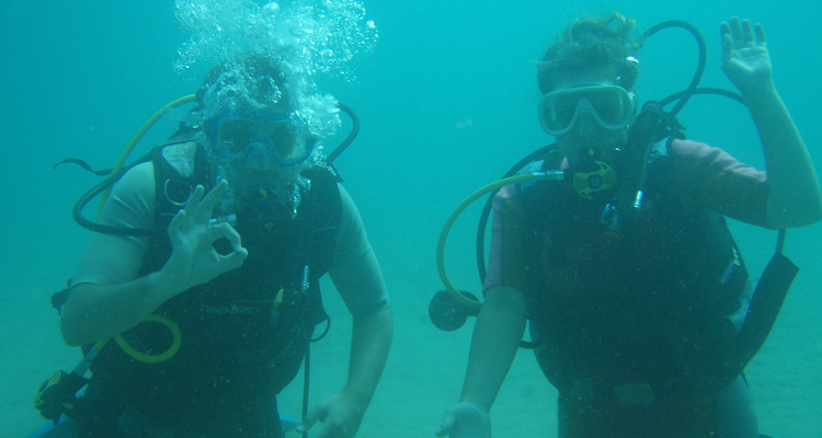 multiaventura - barranco acuatico